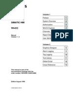 WinCC V5 Manual Part 1_2 Www.otomasyonegitimi.com