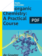 Bio Inorganic Chemistry a Practical Course