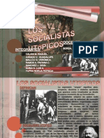 4 Socialismo Utópicos.. exponer..ultimo