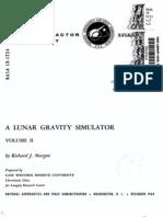 Lunar Gravity Simulator