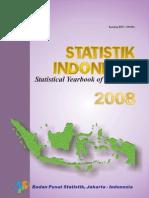 Statistik Indonesia 2008