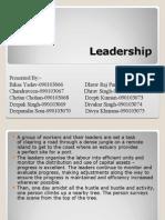 Leader Types