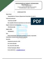 Curriculum Etrisa