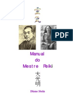 Manual Do Mestre Reiki - Dine Stein