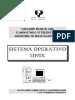 Comandos Basicos UNIX