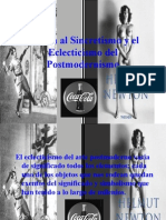 Critica al Sincretisme i  l' Eclecticisme del Postmodernisme