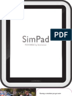 Laerdal SimPad Brochure
