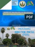 Clase Introductoria PDI