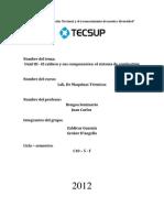 Unid III - El Caldero y Sus Sistemas y Componentes - El Sistema de Combustion