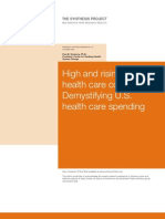 RWJF Health Care Spending