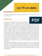 TIC Et Alphabétisation