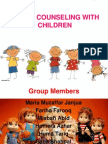 Group Counselling With Children