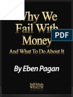 Why We Fail With Money Money