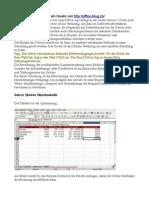 Solver Howto für OpenOffice und LibreOffice