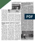 Sports Feature Delta Harris HM