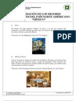 MEXICO 5_Mejores Restaurantes