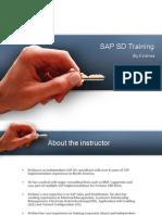 SAP SD Training