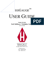 User Guide H 4140 GeoGauge