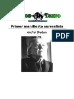 Priemer Manifiesto Surrealist A Andre Breton
