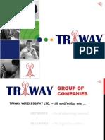 Triway Wireless Corporate Web Profile