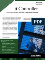 Profit Controller Rmpct Overview