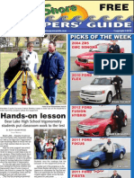 West Shore Shoppers' Guide, April 22, 2012