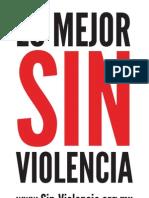 Playera Sin Violencia