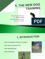 Clicker, The Amazing Dog Training