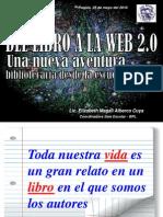 DEL LIBRO A LA WEB 2.0