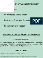 Building Block of Talent 2