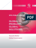 Global Problems, Global Solutions
