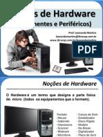 Noções de Hardware