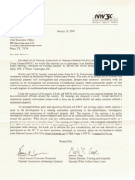National Association of Attorneys General NAAG Commendation Letter to Rob Holmes 2010-JAN-12