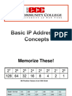 Basic IP Addressing Concepts