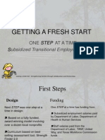 Getting a Fresh Start With Next STEP