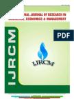 Ijrcm 3 Evol 2 Issue 4 Art 6 2