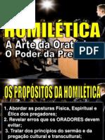 HOMILÉTICA 2011 1° ano