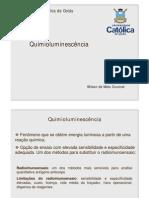 Quimioluminescencia