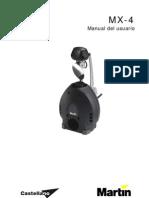 MX4 Manual de Usuario