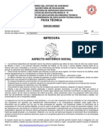 Análisis de Objeto Técnico de