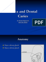Saliva and Dental Caries
