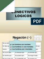 Conectivos logicos