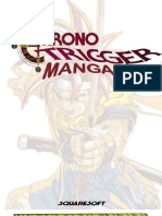 Chrono Trigger Manga- Akira Toriyama (English)