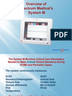 System M Insevice Overview 11.8.11