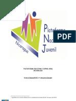 Forma Organizativa PNJ