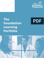 Learning Portfolio 1