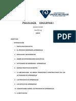Antologia Psicologia Educativa I
