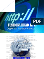 Funcionalidad Http