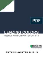 Lenzing Trends Autumn Winter 2013 14