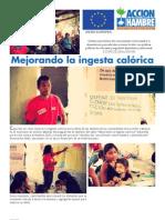 Photo Essay Ingesta calórica